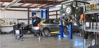 Contact  Panhandle Eurotech Automotive, auto repair shop in Amarillo T