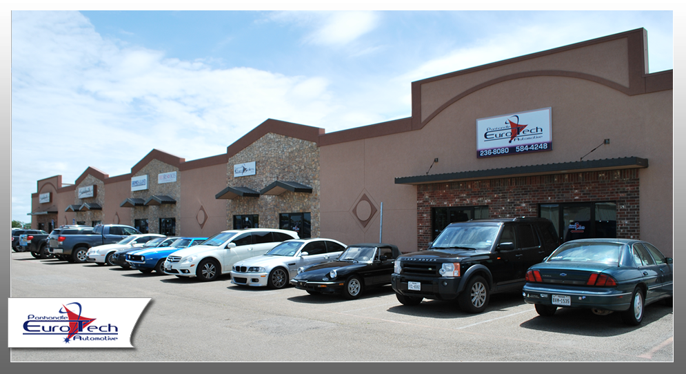 European auto service in Amarillo, TX