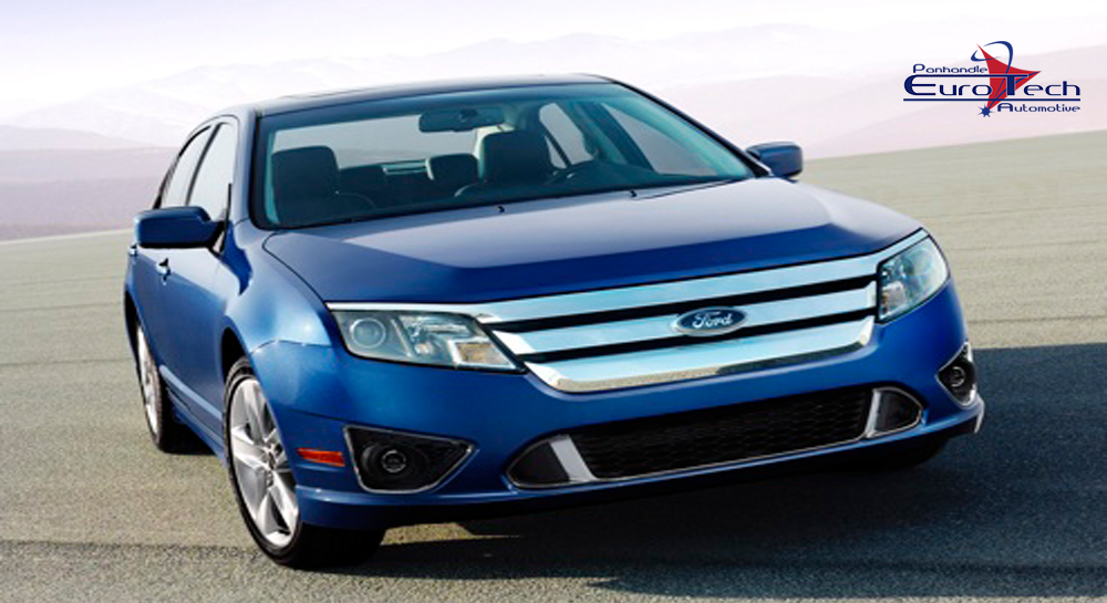 Ford Repair in Amarillo, TX