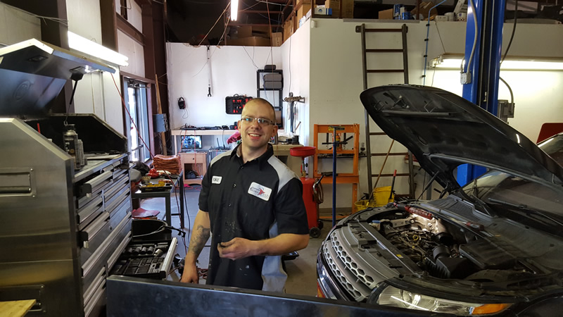 Panhandle Eurotech Automotive, auto repair shop in Amarillo T